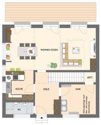 SENTO 301 A - Erdgeschoss