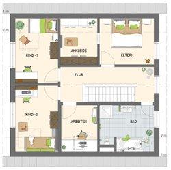 SENTO 301 A - Dachgeschoss