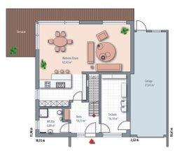 ES 284: Erdgeschoss