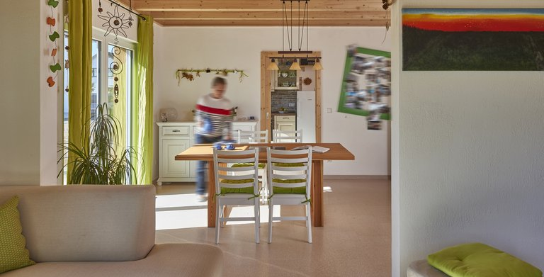 Haus Schmahlfeldt - Esszimmer