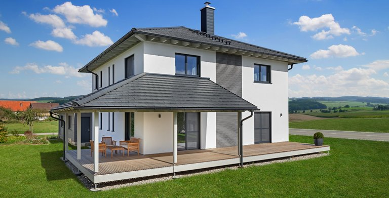 Bongart von Bau-Fritz GmbH & Co. KG, seit 1896