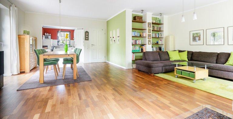 Giebelhaus 170 - Wohn- und Essbereich Copyright: