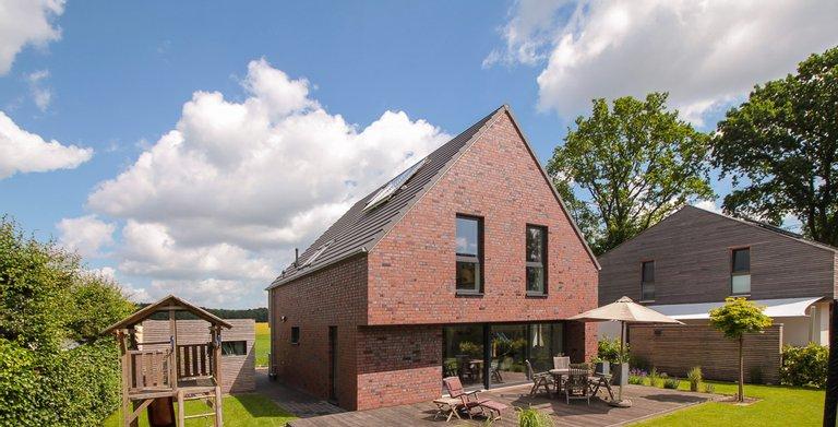 Vario-Haus 150 - Terrassenseite Copyright: