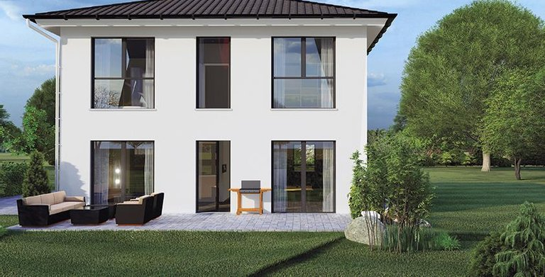Albert Haus Elgante Stadtvilla 146 von ALBERT Haus GmbH & Co. KG