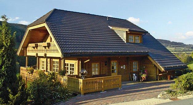 Blockhaus 208 von FINNSCANIA