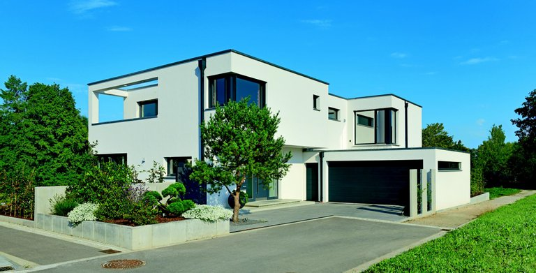 Haus Reichenbach - Außenansicht
