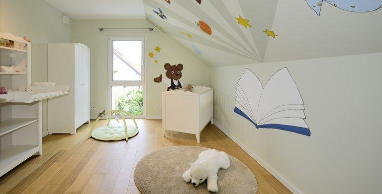 Musterhaus Life Oberrot - Kinderzimmer