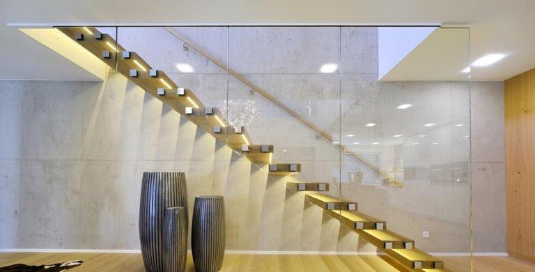 Haus Reichenbach - Treppe