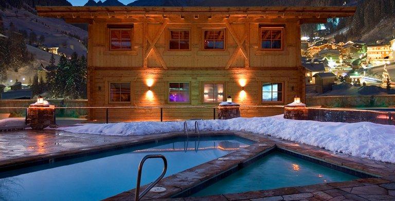 Vorschaubild Finnscania Chalet Ischgl Lodge 247