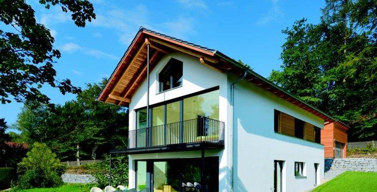 Gruber Haus Quadfass von Gruber Holzhaus GmbH
