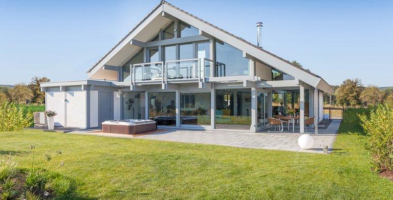 Musterhaus Luxemburg von DAVINCI HAUS  GmbH &  Co.  KG