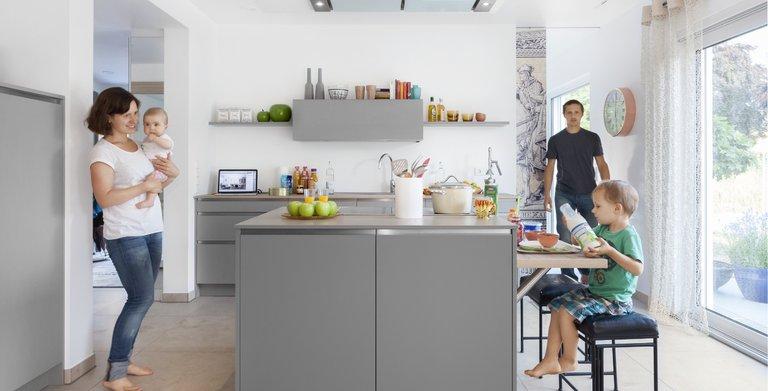 Küche Copyright: SchwörerHaus Kg