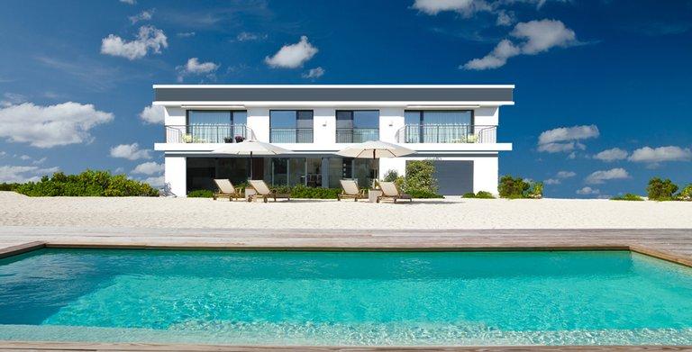 Vorschaubild Beachhaus 304 - Doppelhaus