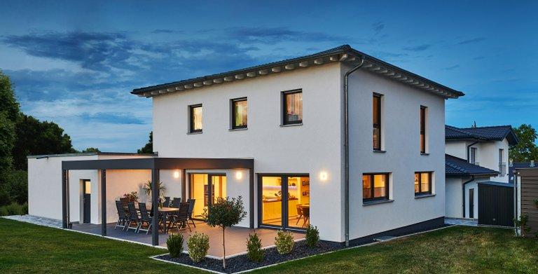 Haus Leicht von Fertighaus WEISS GmbH