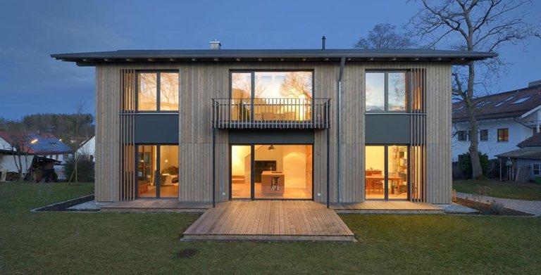 Gruber Haus Jacobi von Gruber Holzhaus GmbH