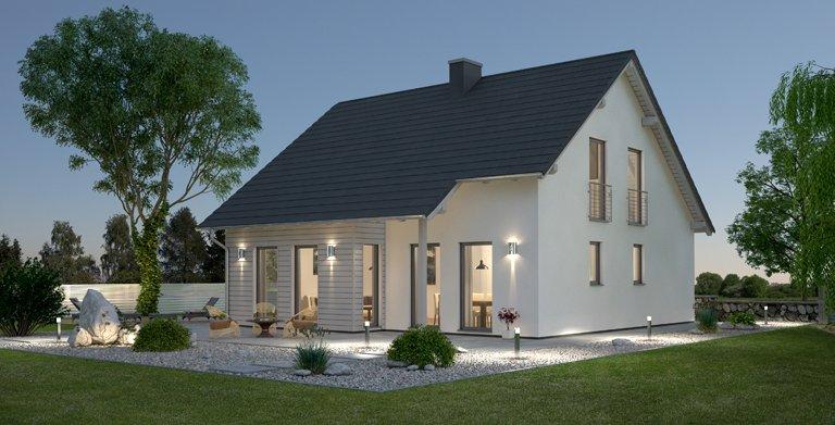 Innovationshaus 140 von Ytong Bausatzhaus GmbH