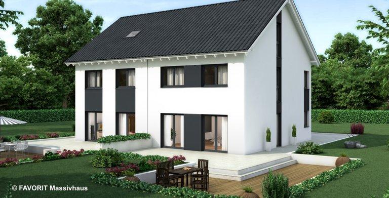 Finesse 107 von FAVORIT MASSIVHAUS GmbH & Co. KG