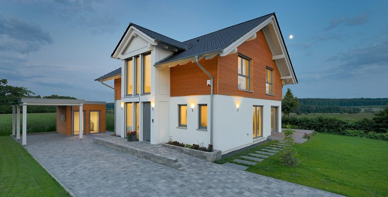 Vorschaubild Dreigiebelhaus TRITOS Heßdorf
