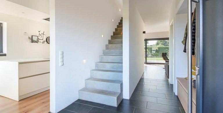 Vario-Haus 150 - Flur im Erdgeschoss Copyright: