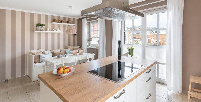Friesenhaus 160 - Küche Copyright: