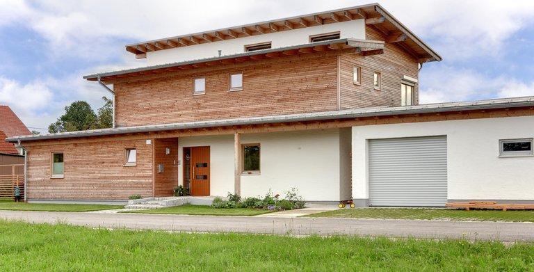 Kundenhaus ATTERSEE von Sonnleitner Holzbauwerke GmbH & Co. KG