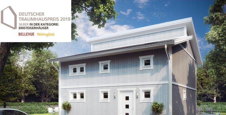 Villa Nova Madsen von ALADOMO Schwedenhaus GmbH & Co. KG