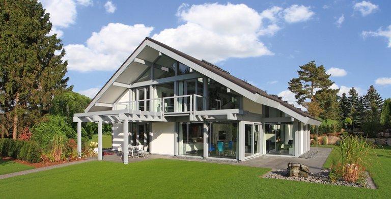 Musterhaus Gebhardshain III von DAVINCI HAUS  GmbH &  Co.  KG