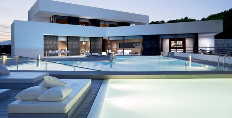 Vorschaubild Ultra Designer Pool Villa CAMA 288
