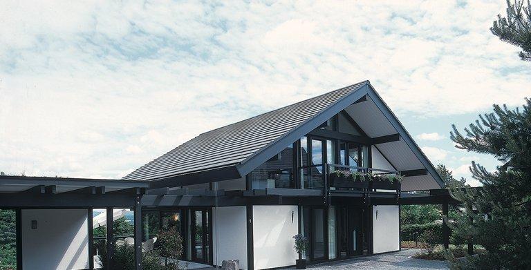 Musterhaus Gebhardshain II von DAVINCI HAUS  GmbH &  Co.  KG