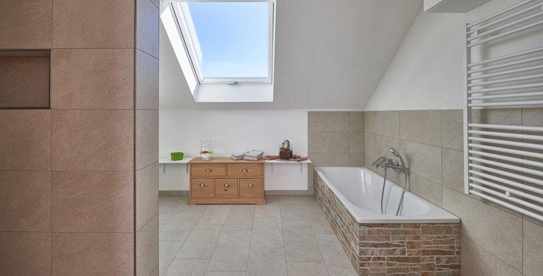 Haus Schmahlfeldt - Badezimmer