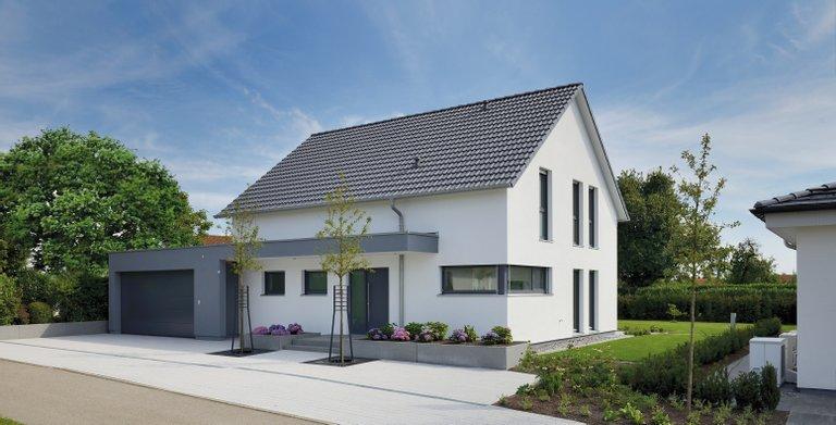 Musterhaus Life Oberrot von Fertighaus WEISS GmbH