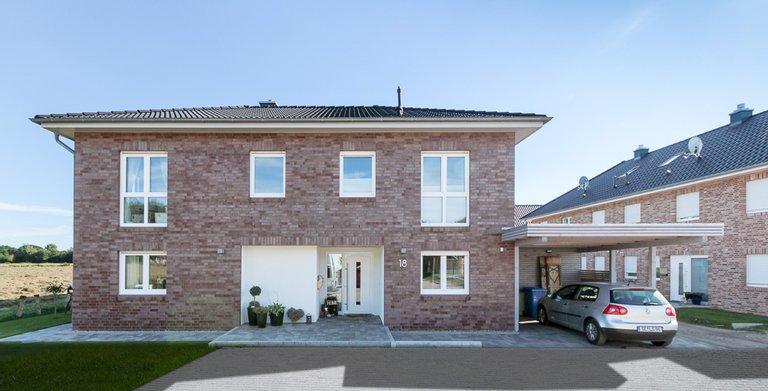 Mehrgenerationenhaus (Stadtvilla 220) - Eingangsbereich Copyright: