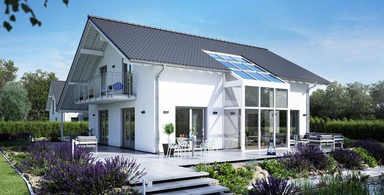 Architektenhaus Luce Copyright: