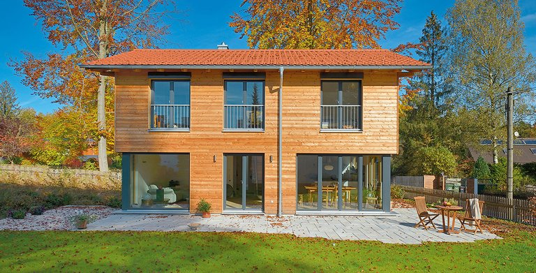 Gruber Haus Rombach Copyright: