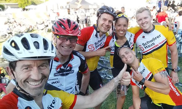 Schwörer Bike-Team