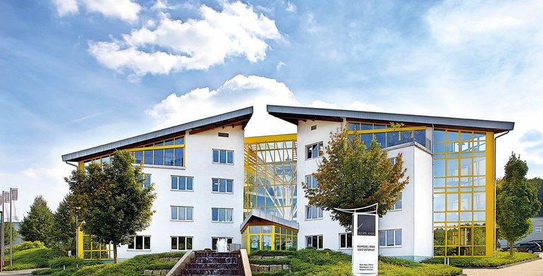 Kern-Haus-Zentrale in Ransbach-Baumbach Copyright: Kern-Haus AG