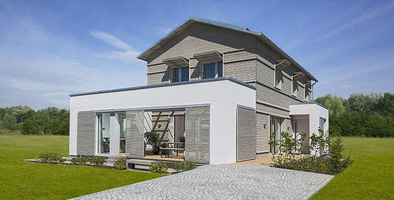 """Musterhaus """"Naturdesign"""" in Köln/Frechen"""