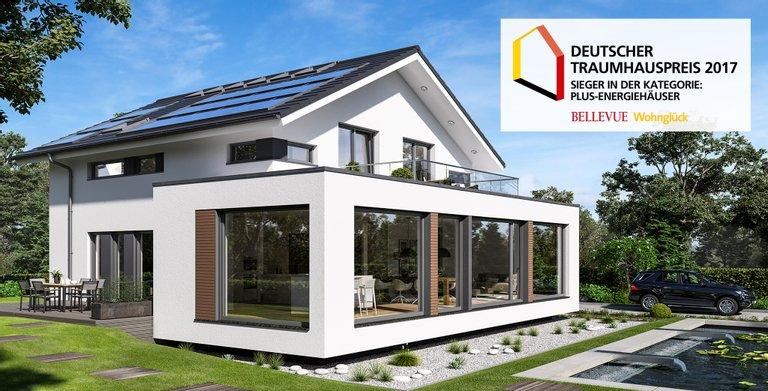 Das CONCEPT-M 210 setzt dank modernster Haustechnik Maßstäbe in Sachen Nachhaltigkeit. Dafür wurde es mit dem Deutschen Traumhauspreis 2017 ausgezeichnet.