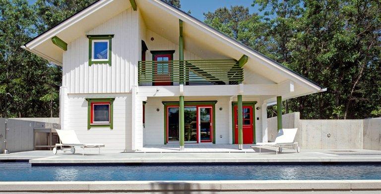 Blockhaus 120 (Japan) Copyright: MAD Mannarchitecturedesign.com