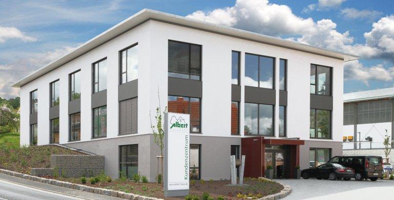 Albert Haus - Kundenzentrum